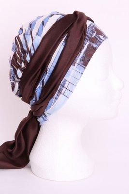 SMP22 Sjaaltje bruin