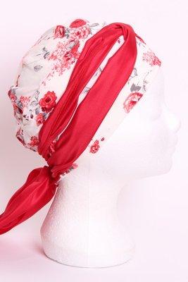 SMP16 Sjaaltje rood