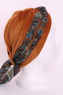 Sjaal SG44 gouden draadjes