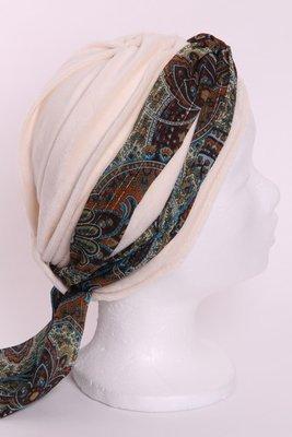 Sjaal SG45 gouden draadjes