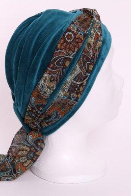 Sjaal SG46 gouden draadjes