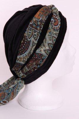 Sjaal SG50 gouden draadjes