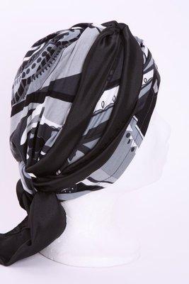MMP12 Sjaaltje zwart