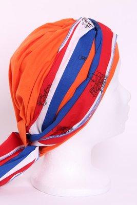 AFM1 Oranje supporter Mutssja
