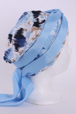 SMP54 Sjaaltje licht blauw