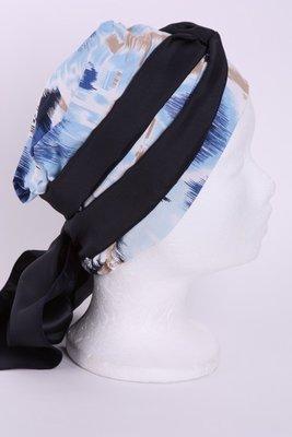 SMP57 Sjaaltje donker blauw