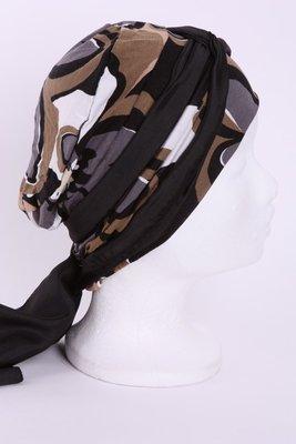 SMP60 Sjaaltje zwart