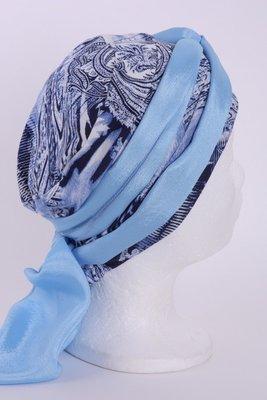SMP70 Sjaaltje licht blauw