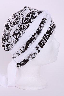 SMP74 Sjaaltje wit