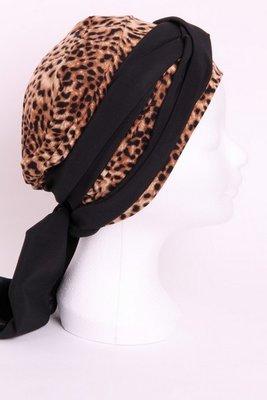 SMP83 sjaaltje zwart