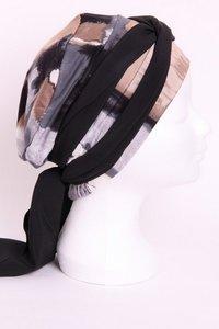 SMP84 sjaaltje zwart